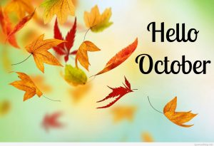 Hello October Images Free