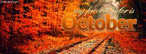 October Facebook Timeline Cover