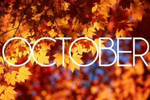October Month Pictures
