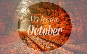 Welcome October Images, Pictures