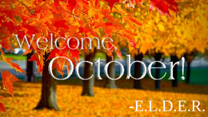 Welcome October Instagram Images
