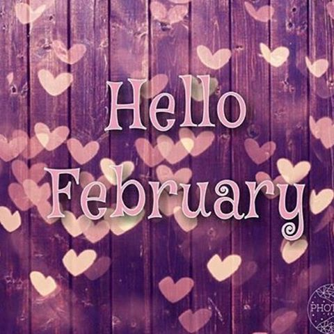 Hello February Images Free Download