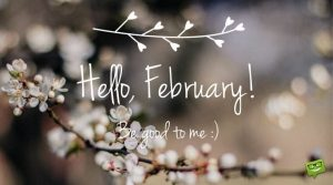 Hello February Images and Pictures