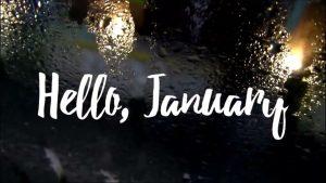 Hello January Photos