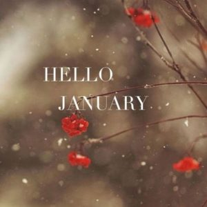 Hello January Quotes and Images