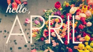 Hello April Images For Facebook